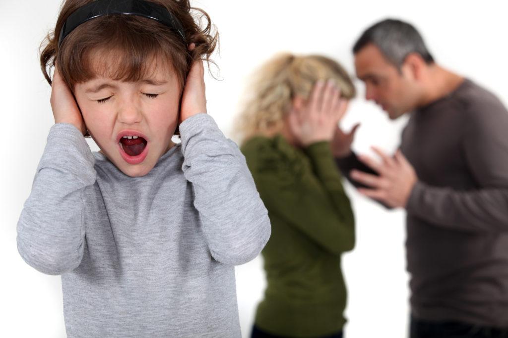 filhos no divórcio